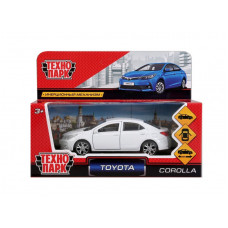 Машина TOYOTA COROLLA, 12см, инерционная, Технопарк Corolla-GY