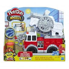 Игровой набор Play-Doh Wheels масса для лепки Пожарная Машина, артикул E6103EU4
