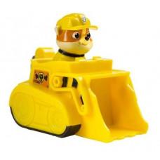 Машинка Щенячий Патруль Paw Patrol, мини, Крепыш, 6054634_rubble