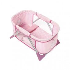 Бэби Аннабель Мягкая кроватка Zapf Creation Baby Annabell 794-982