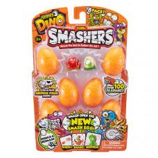 Smashers Дино-сюрприз в яйце, 8 шт Zuru Smashers, 7438