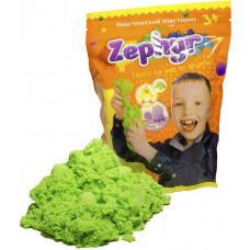 Zephyr Кинетический пластилин цвет зеленый, 00-00000812