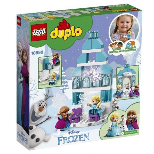 Конструктор LEGO DUPLO Ледяной замок 10899
