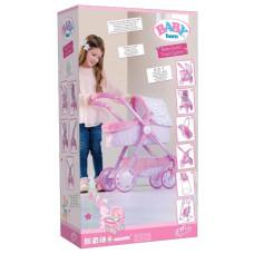 Коляска для кукол Zapf Creation Baby Born, многофункциональная (коляска, стульчик, автокресло, качели), 1423578