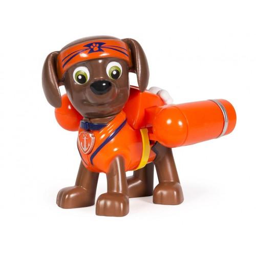 Фигурка Щенячий Патруль Paw Patrol Мега щенки Зума с рюкзаком-трансформером, 16655_20072762