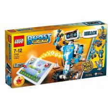 Конструктор LEGO BOOST Набор для конструирования и программирования 17101