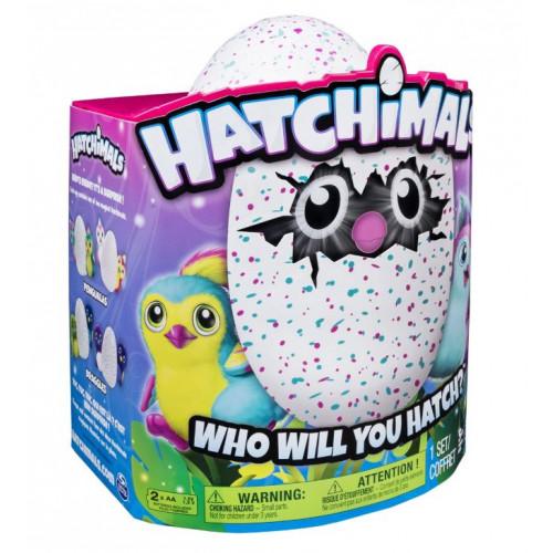 Hatchimals Интерактивная игрушка Пингвин 19100_0056