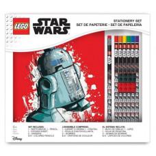 Канцелярский набор для рисования LEGO Star Wars (Звёздные Войны) 52232L