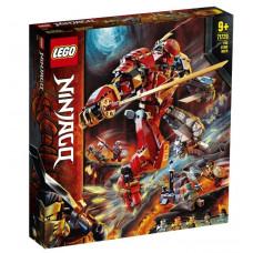 Конструктор LEGO Ninjago Каменный робот огня 71720
