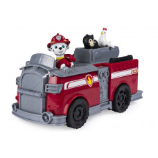 Машинка-трансформер Щенячий патруль Paw Patrol Спасательная станция Маршала 6053390