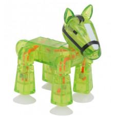 Фигурка Stikbot Лошадь зеленая, TST622-2_horse1
