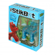 Фигурка Stikbot Корова синяя, TST622-2_cow2