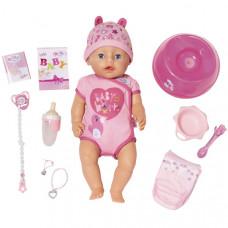 Кукла Zapf Creation Baby born, интерактивная, 43 см, 825-938