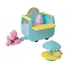 """Игровой набор Свинка Пеппа """"Палатка с мороженым"""" 33849"""