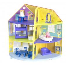 """Игровой набор Peppa pig Свинка Пеппа """"Трехэтажный дом Пеппы"""" 33850"""