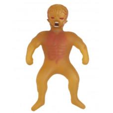 Игрушка антистресс Стретч Икс-Рэй Мэн Армстронг желтый 35363