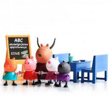 """Игровой набор Peppa Pig """"Свинка Пеппа на уроке"""" 37225"""