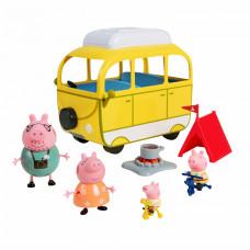 """Игровой набор Peppa Pig """"Свинка Пеппа на пикнике"""" 37227"""