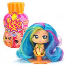 Куколка HairDooz Неон в парикмахерской в непрозрачной упаковке (Сюрприз) 37305