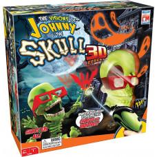 Игрушка Тир проекционный 3D Джонни-Черепок  с 2-мя бластерами 3053-2