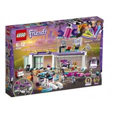 Конструктор LEGO Friends Мастерская по тюнингу автомобилей 41351