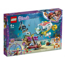 Конструктор LEGO Friends Спасение дельфинов 41378-1
