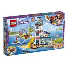 Конструктор LEGO Friends Спасательный центр на маяке 41380