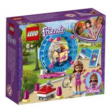 Конструктор LEGO Friends Игровая площадка для хомячка Оливии 41383