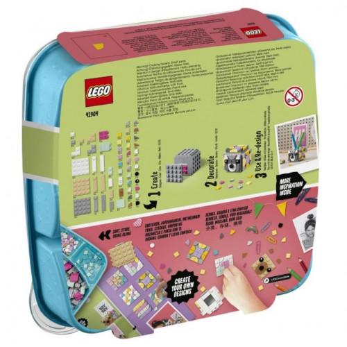 Конструктор LEGO DOTS Подставки для фото Животные 41904