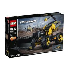 Конструктор LEGO Technic Колесный погрузчик Volvo 42081