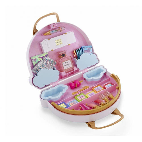 Радужная сумка для слаймов Poopsie Chasmell Rainbow Slime Kit 559900