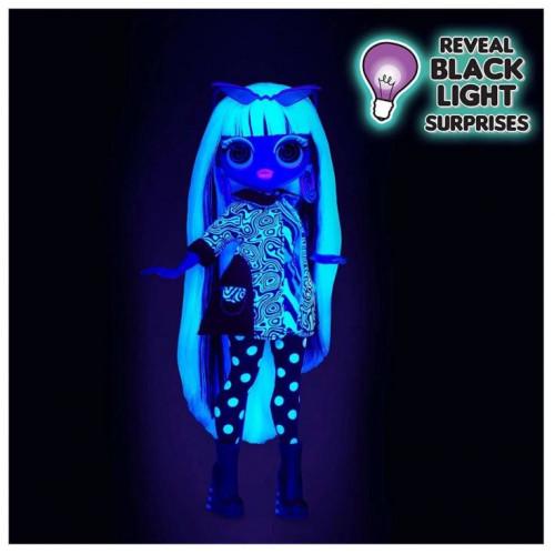 L.O.L. Surprise OMG Lights Кукла ЛОЛ Groovy Babe серия Неон 565154