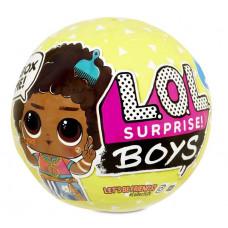 Кукла L.O.L. Surprise Boys Серия 3, 567004