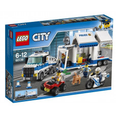 Конструктор LEGO City Police Мобильный командный центр 60139