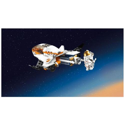 Конструктор LEGO City Space Port Миссия по ремонту спутника 60224