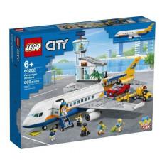 Конструктор LEGO City Airport Пассажирский самолет 60262