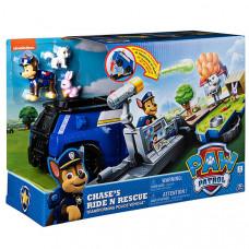 Игровой набор Spin Master Paw Patrol Спасательная станция - трансформер Чейз 6046797-Cha