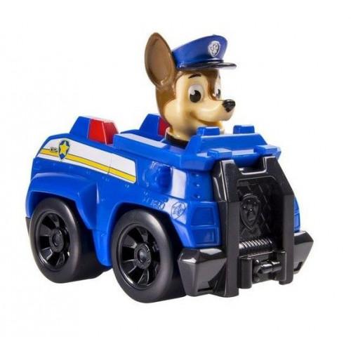 Машинка Щенячий Патруль Paw Patrol, мини, Гонщик, 6054634_chase