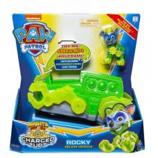 Игровой набор Щенячий Патруль Paw Patrol Мега машинка Рокки - 2, 6056875