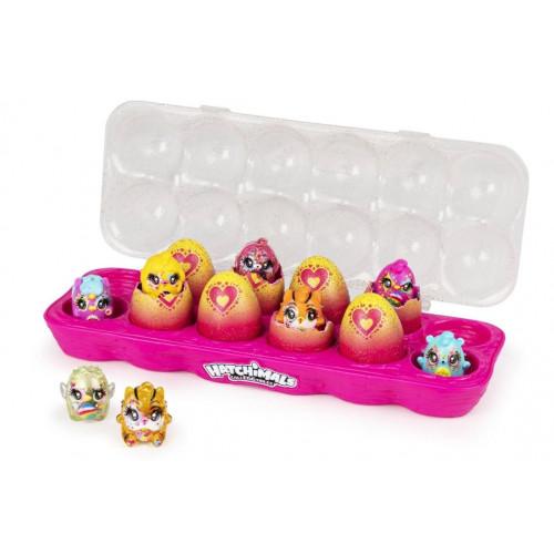 Набор фигурок Hatchimals 7 Дюжина яиц, 6058343