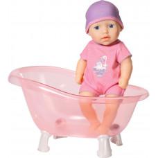 Игровой набор Baby Annabell с куклой My First В ванной 700-044