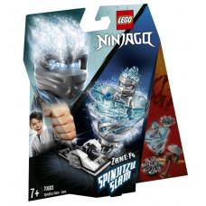 Конструктор LEGO Ninjago Бой мастеров кружитцу Зейн 70683