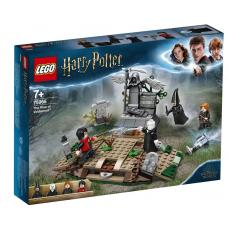 Конструктор LEGO Harry Potter 75965 Возвращение Лорда Волан-де-Морта, 75965