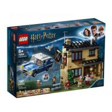 Конструктор LEGO Harry Potter Тисовая улица дом 4, 75968