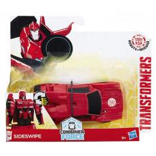 Hasbro Transformers C0899_B0068 Sideswipe Трансформеры Робот под прикрытием Уан-Стэп