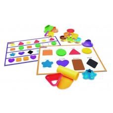 """Игровой набор Play-Doh """"Цвета и фигуры"""" B3404121"""