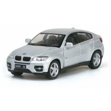 Легковой автомобиль Welly BMW X6 (43617)