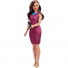 Кукла Barbie к 60летию Кем быть Журналист, GFX23_GFX27