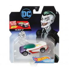 Машинка премиальная Hot Wheels Вселенная DC Джокер, DKJ66_FYV38