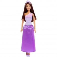 Кукла Barbie Принцесса Брюнетка DMM06_GGJ95